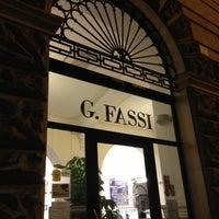 Photo taken at Palazzo del Freddo di Giovanni Fassi by Nicole L. on 7/28/2013