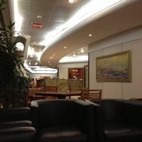 Photo taken at American Airlines  Admirals Club by Daniel R. on 10/2/2012