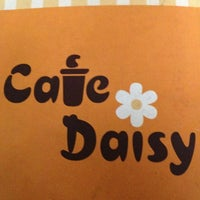 Photo taken at Cafe Daisy by Cem k. on 12/31/2012