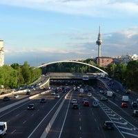 Photo taken at Puente de Ventas by José on 5/21/2013