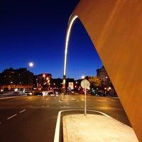 Photo taken at Puente de Ventas by José on 10/6/2014