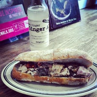 Photo taken at Porchetta by Vic C. on 9/23/2012