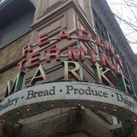 Photo taken at Reading Terminal Market by Nikki a. on 1/25/2013