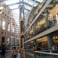 Photo taken at Vancouver Public Library by Simone C. on 4/23/2013