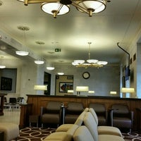 Photo taken at VIA Rail Business Lounge - Union Station by Sérgio M. on 7/28/2016