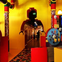Photo taken at Legoland Discovery Centre by Mike W. on 4/6/2013
