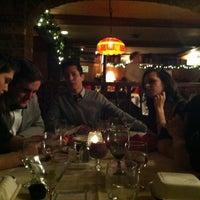 Photo taken at Brae Loch Inn by Marissa M. on 1/1/2013