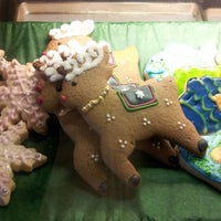 Photo taken at Amphora Bakery by Brette C. on 12/3/2012