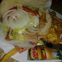 Photo taken at Döner Kebab El Turco by Juan Jesus R. on 10/3/2012