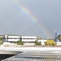 Photo taken at Terminal Integrado Aeroporto by paula c. on 5/10/2013
