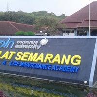 Photo taken at PT PLN (Persero) Udiklat Semarang by Jaelani V. on 4/30/2014