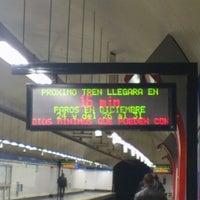 Photo taken at Metro Pacífico by Roberto G. on 2/27/2013
