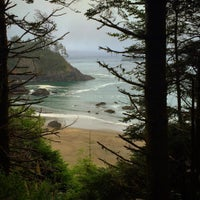 Photo taken at College Cove by Mark H. on 7/4/2015