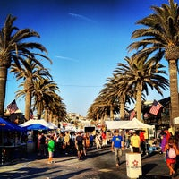 Photo taken at Fiesta Hermosa by Mark H. on 5/27/2013
