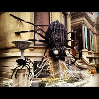 Photo taken at Richard H. Driehaus Museum by Neda M. on 10/19/2012
