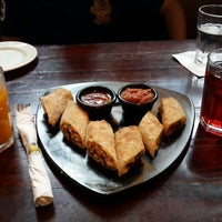 Photo taken at California Pizza Kitchen by Vivek G. on 7/20/2013