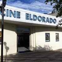 Photo taken at Cine Eldorado by Marcio S. on 2/24/2014
