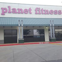 Photo taken at Planet Fitness by Fitz D. on 5/12/2016