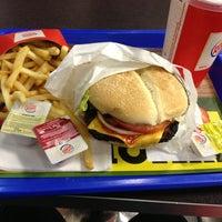 Photo taken at Burger King by Lider Şahin G. on 2/25/2013