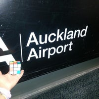 Photo taken at Auckland Airport (AKL) International Terminal by Bck B. on 1/15/2013