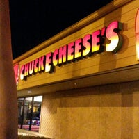 Photo taken at Chuck E. Cheese's by Marvin D. on 2/20/2014
