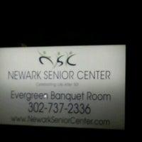 Photo taken at Newark Senior Center by Debbie Grier H. on 11/12/2016