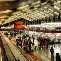 Photo taken at Roma Termini Railway Station (XRJ) by Antonio P. on 3/21/2013