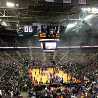 Photo taken at The Palace of Auburn Hills by Charles B. on 3/29/2013