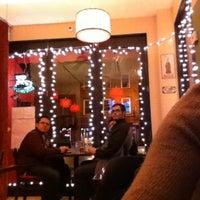 Photo taken at Corner Burger by Tiffany P. on 12/31/2012