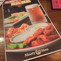 Photo taken at Ninety Nine Restaurant by Vivian B. on 2/28/2016