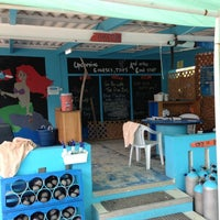 Photo taken at The Dive Bus Curaçao by Clancy K. on 3/16/2013