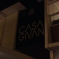 Photo taken at Casa Givan by Tavo C. on 5/11/2013