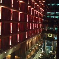 Photo taken at InterContinental Melbourne The Rialto by Tina J. on 1/2/2013