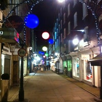 Photo taken at St Christopher's Place by Roula K. on 1/27/2013