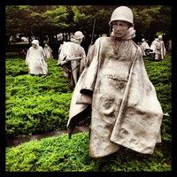 Photo taken at Korean War Veterans Memorial by Rob M. on 7/3/2013