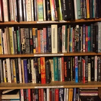 Photo taken at East Village Books by al b. on 8/18/2014