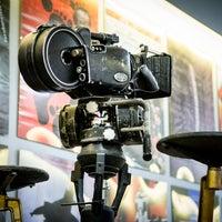 Photo taken at Centrum Technologii Audiowizualnych by tomasz jakub s. on 2/25/2014