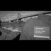 Photo taken at Brooklyn Bridge Park Conservancy by Muhammad M. on 10/28/2013
