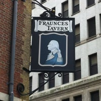 Photo taken at Fraunces Tavern by Spencer D. on 5/18/2013