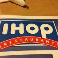 Photo taken at IHOP by Eberr R. on 12/6/2012