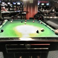Photo taken at Galaxy Billiards Cafe by sacha J. on 12/15/2012