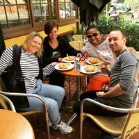 Photo taken at Drummoyne Bakehouse Cafe by Leah H. on 5/10/2015