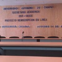 Photo taken at UNACH Universidad Virtual by Paloma R. on 10/14/2013
