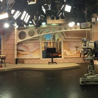 Photo taken at Windy City LIVE @ WLS ABC7 Studios by Camille A. on 4/29/2016