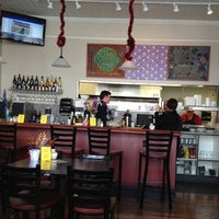 Photo taken at The Lowry Cafe by Bill C. on 12/28/2012