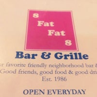 Photo taken at 8 Fat Fat 8 by Rob G. on 12/16/2012