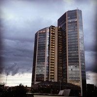 Photo taken at Corinthia Hotel Prague by Jaroslava S. on 5/12/2013
