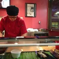 Photo taken at Starfish Sushi by Sal L. on 3/29/2014