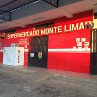 Photo taken at Supermercado Montelimar by Ezequiel V. on 4/25/2013