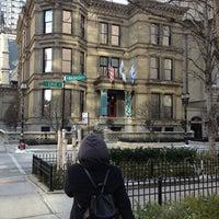 Photo taken at Richard H. Driehaus Museum by B H. on 1/26/2013